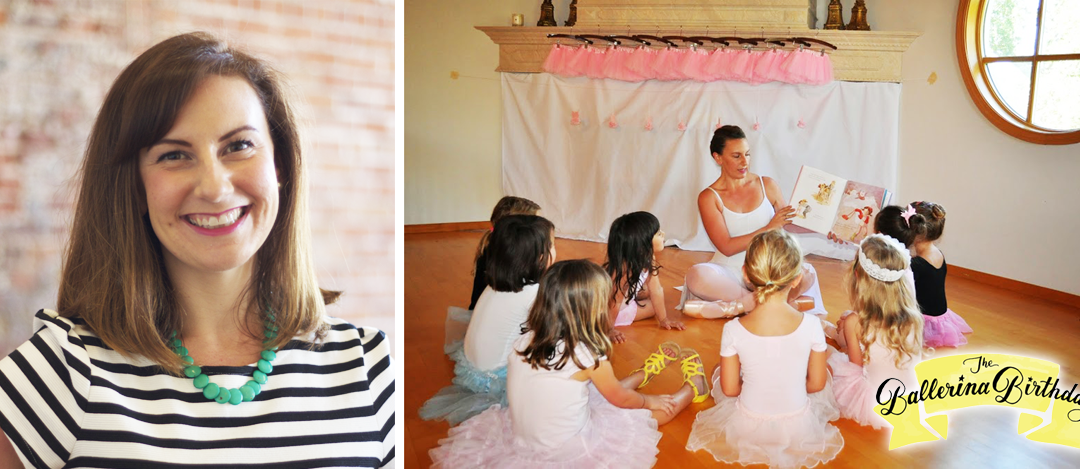 Katrena Cohea – The Ballerina Birthday