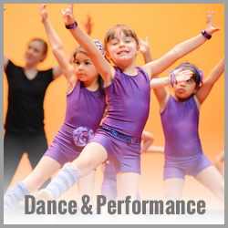 Dance & Performance Classes