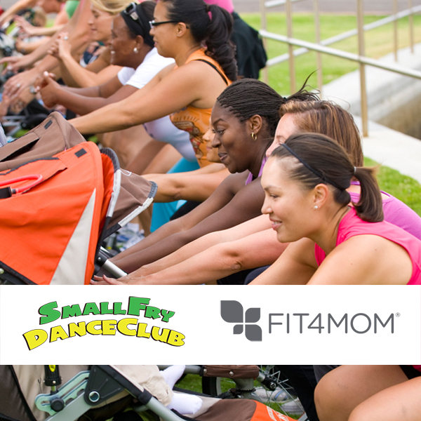 Fit4Mom Classes at Small Fry Dance Club