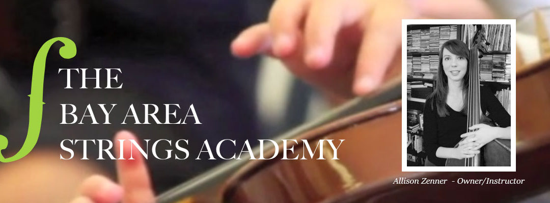Music Classes – Bay Area Strings Academy at Small Fry Dance Club