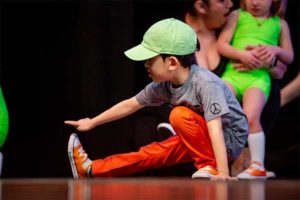 Boy dancer